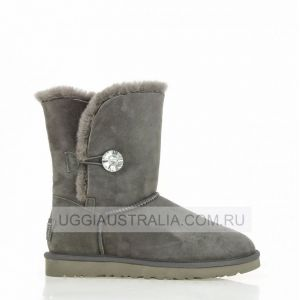 UGG Women's Bailey Bling Grey