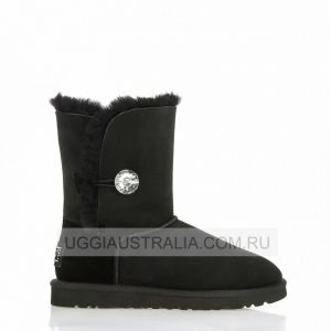 UGG Women's Bailey Bling Black