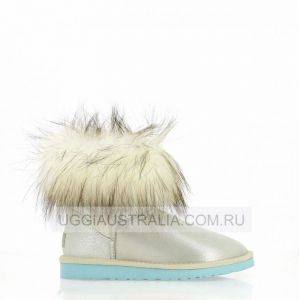 UGG Mini Fox Fur I Do