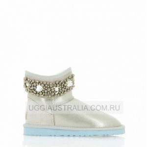 UGG Jimmy Choo Rhinestones I Do!
