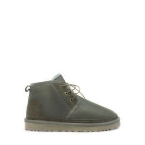 UGG Men Boots Neumel Grey Leather