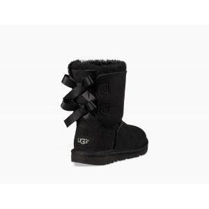 UGG II Kids Bailey Bow Black