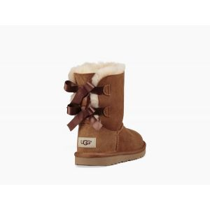 UGG II Kids Bailey Bow Chestnut