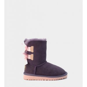 UGG Kids Bailey Bow Purple-Pink