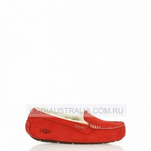 UGG Moccasins Women Ansley Red