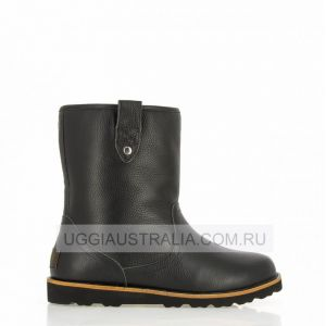 Ugg Men's Stoneman TL Short Leather Black