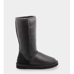 UGG Women's Tall Metallic - Black
