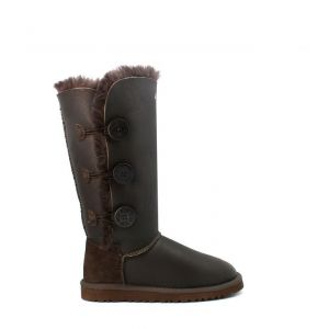 UGG Women's Triplet Metallic - Chocolate