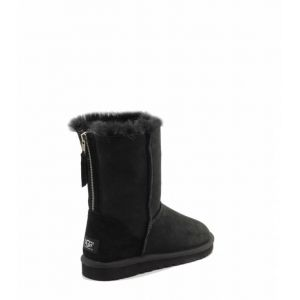 UGG Kid's Zip Black