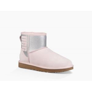 CLASSIC MINI UGG SPARKLE Pink