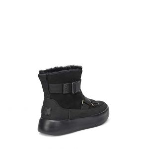 BOOM BUCKLE BOOT Black