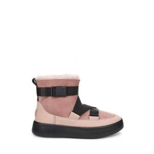 BOOM BUCKLE BOOT Pink