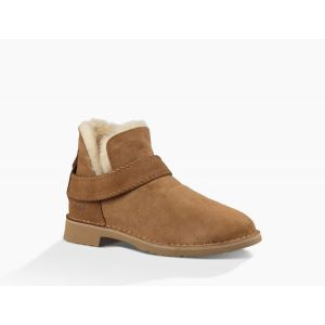 MCKAY BOOT chestnut