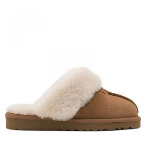 Ugg Man Slippers Scufette Chestnut
