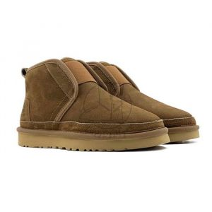 Ugg Man Neumel  PULL-ON Nubuck Chestnut