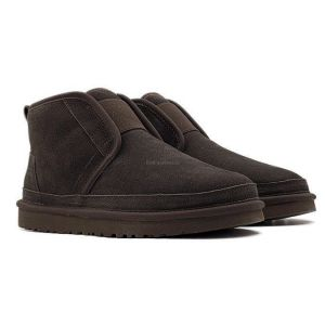 Ugg Man Neumel  PULL-ON Nubuck Chocolate