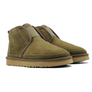 Ugg Man Neumel  PULL-ON Nubuck Haki